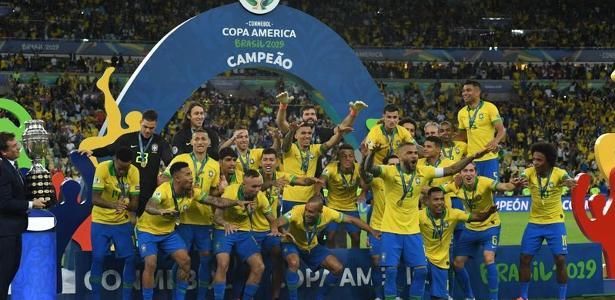 Copa América - cover