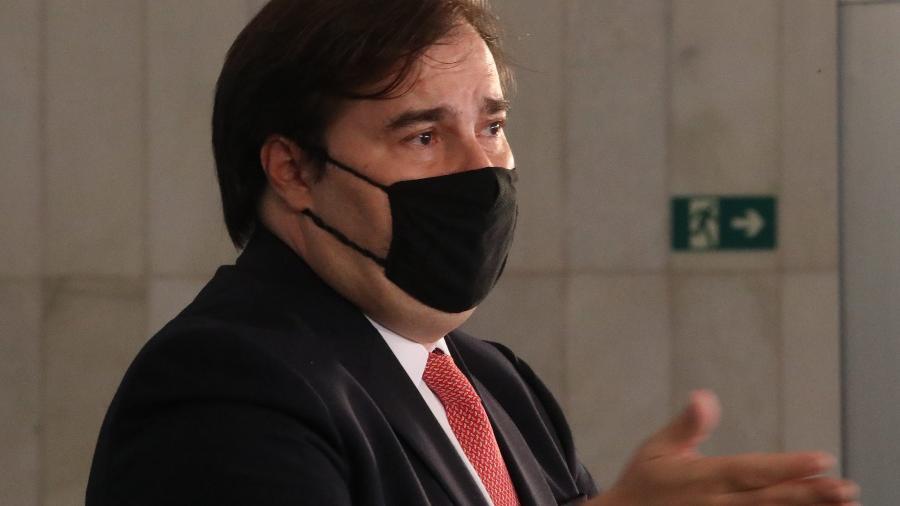 Maia: Orçamento de 2021 só será votado no ano que vem - Gabriela Biló/Estadão Conteúdo