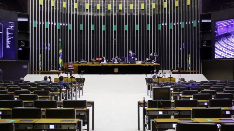 Plenário da Câmara dos Deputados - Michel Jesus/Câmara dos Deputados