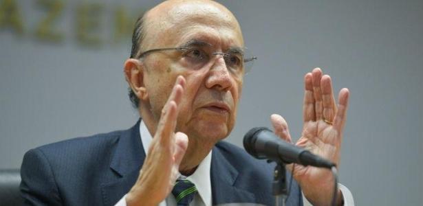 Henrique Meirelles, ministro da Fazenda, comenta plano de recuperação fiscal do Rio