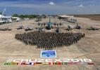 Exercício militar Cruzex 2018 começa em Natal com mais de 100 aeronaves - CRUZEX2018