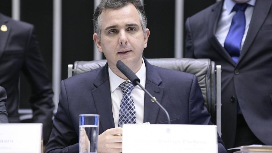 Não podemos condicionar auxílio a entrada em vigor de PECs no Congresso, diz Pacheco -                                 PEDRO FRANçA/AGêNCIA SENADO