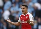 Alexis Sánchez é intransferível e continua em Londres, afirma o Arsenal - John Sibley Livepic/Reuters