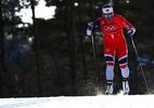 Norueguesa leva bronze e vira maior medalhista dos Jogos de Inverno - Carlos Barria/Reuters