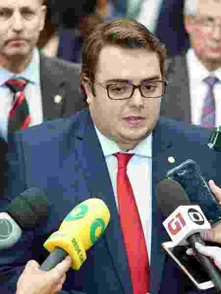 Felipe Francischini - Pablo Valadares/Câmara dos Deputados