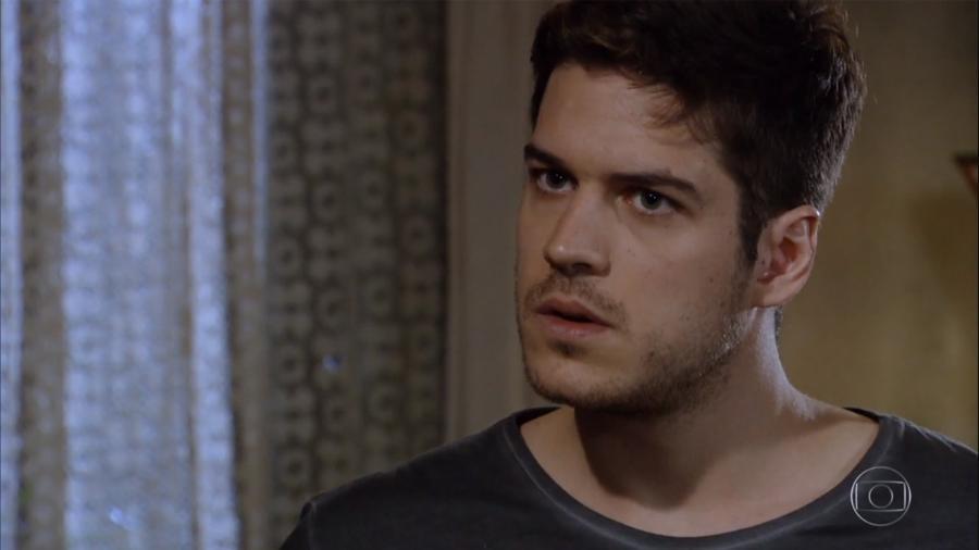 Rafael (Marco Pigossi) em Fina Estampa (Reprodução/TV Globo). - Reprodução / Internet