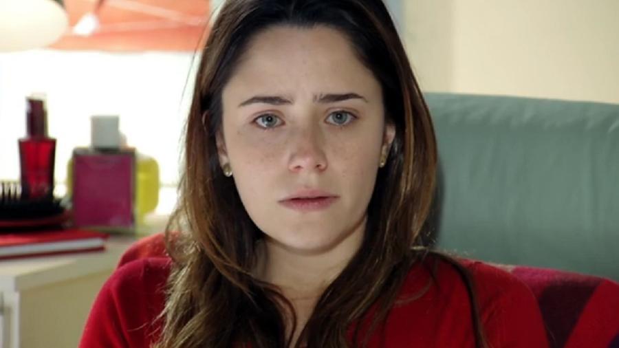 Ana (Fernanda Vasconcellos)  em cena de A Vida da Gente (Reprodução: Globo) - Reprodução / Internet