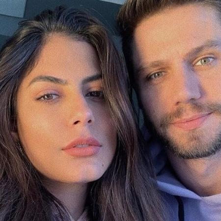 Mari Gonzalez e Jonas Sulzbach - Reprodução/Instagram