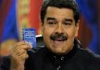Maduro deixa militares em alerta após denunciar ataque de helicóptero - Foto: Arquivos/AFP