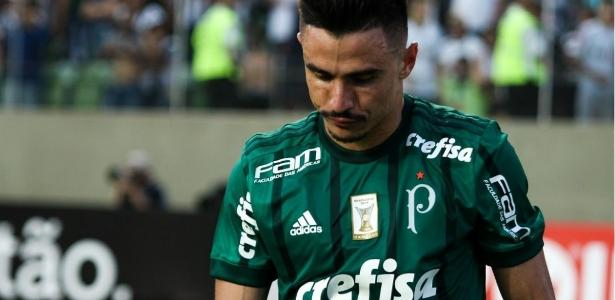 Artilheiro do Palmeiras no ano, Willian será julgado na próxima semana pelo STJD