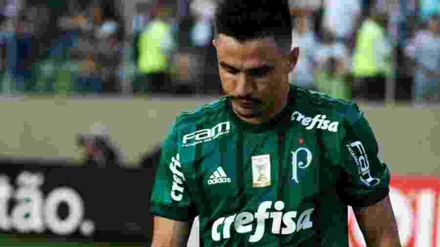 Artilheiro do Palmeiras no ano, Willian será julgado na próxima semana pelo STJD - Rodney Costa/Eleven/Estadão Conteúdo