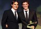 Guga convida Federer para jogar ao seu lado nas duplas nos ATPs brasileiros - (Sem crédito)
