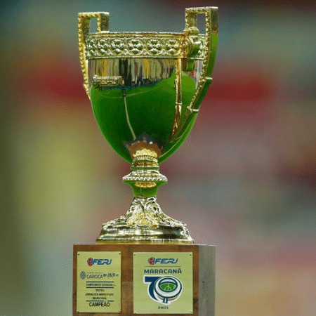 Taça do Campeonato Carioca - GettyImages