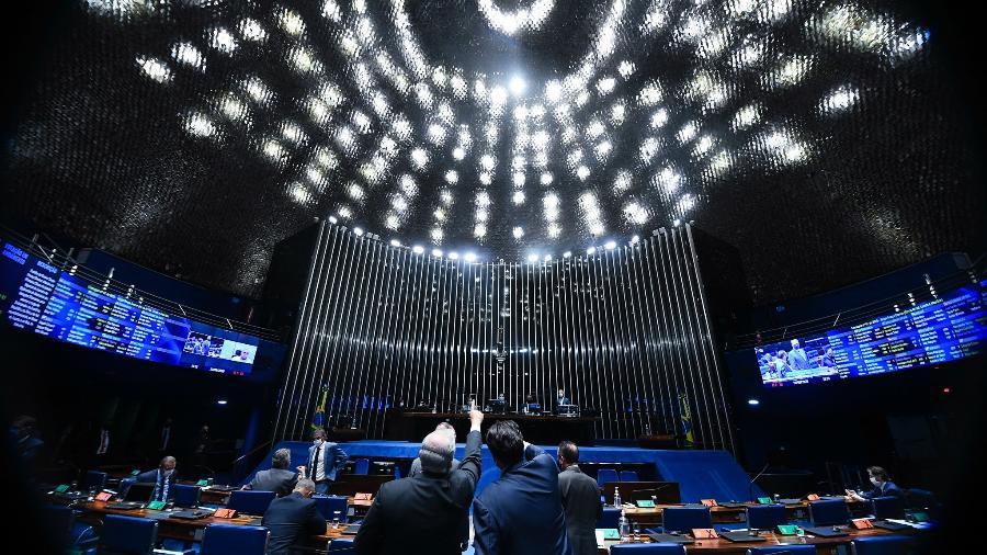 Senado brasileiro - Marcos Oliveira/Agência Senado