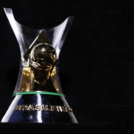 Troféu da Série A do Campeonato Brasileiro - Lucas Figueiredo/CBF