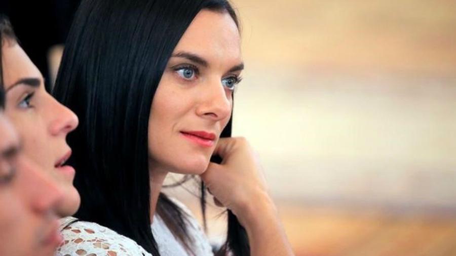 Yelena Isinbayeva não ocupa mais cargo administrativo em agência russa - Maxim Shemetov/Reuters