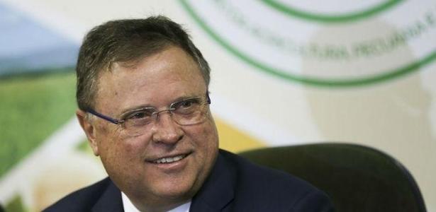 Blairo Maggi (PP), ministro da Agricultura