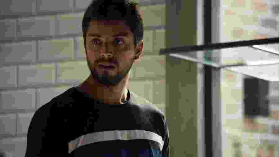 Bruno (Rodrigo Simas) em Órfãos da Terra (Reprodução) - Bruno (Rodrigo Simas) em Órfãos da Terra (Reprodução)