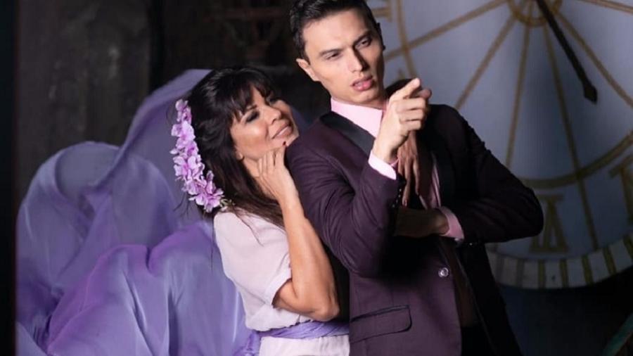 Após ensaio fotográfico, noivo de Mara Maravilha relata preconceito e insinuações - Foto: Reprodução/Instagram - Reprodução/Instagram