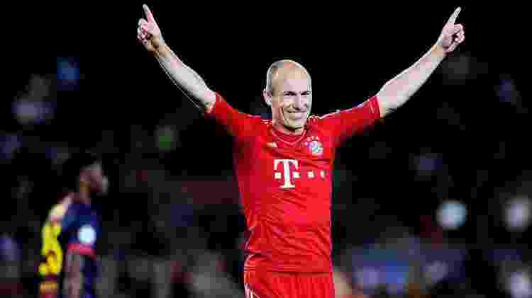 Robben - GettyImages - GettyImages