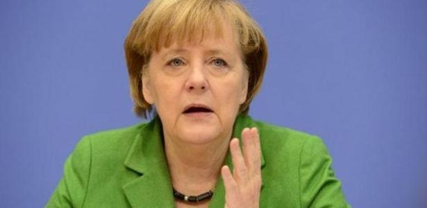 Merkel foi reeleita para o 4º mandato como chanceler da Alemanha no último dia 24