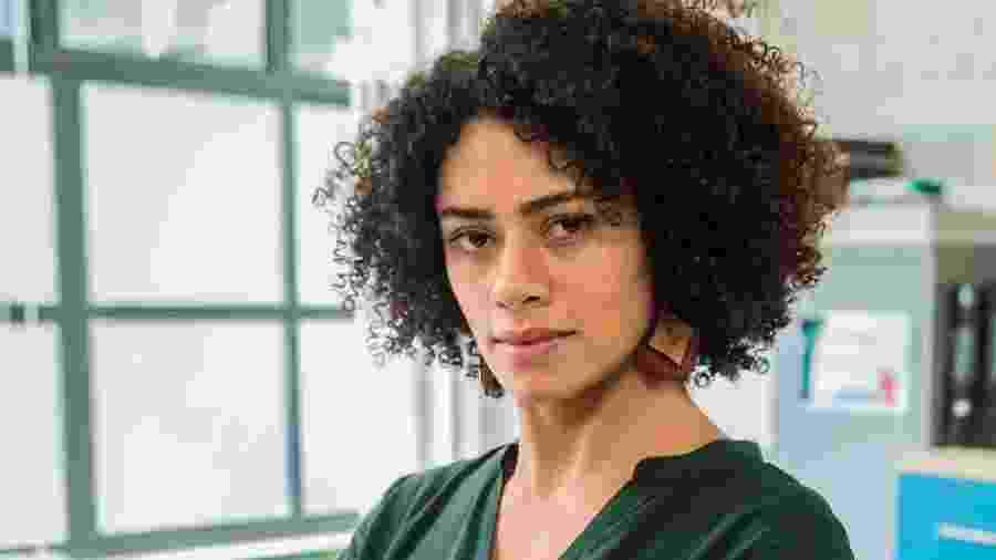 Ana Flavia Cavalcanti como Dóris em Malhação - Viva a Diferença (Globo/João Cotta) - Ana Flavia Cavalcanti como Dóris em Malhação - Viva a Diferença (Globo/João Cotta)