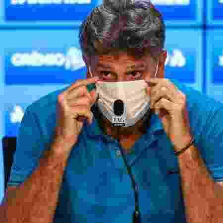 Renato Gaúcho, técnico do Grêmio - GettyImages