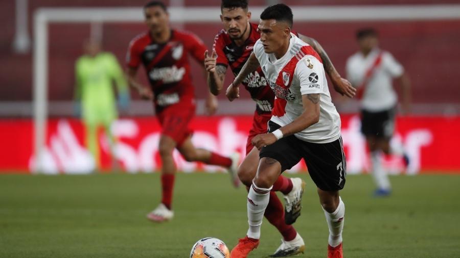 River Plate chega a fase semifinal pelo quarto ano seguido                              -                                 NATACHA PISARENKO/AFP