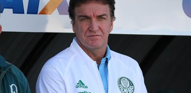 """Cuca foi porta-voz do """"caso Felipe Melo"""" e agora tem responsabilidade ainda maior - Ricardo Moreira/FotoArena/Estadão Conteúdo"""