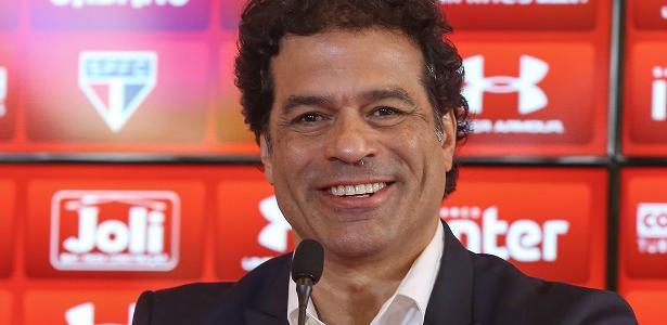 Raí trabalha para montar elenco forte para o São Paulo em 2018