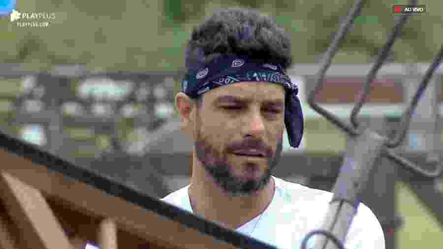 Diego Grossi em A Fazenda 11 (Foto: Reprodução/ Record TV)  - Diego Grossi em A Fazenda 11 (Foto: Reprodução/ Record TV)
