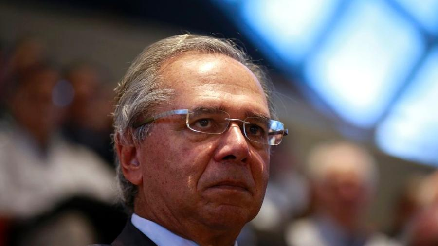 Ministro da Economia, Paulo Guedes -  Agência Brasil