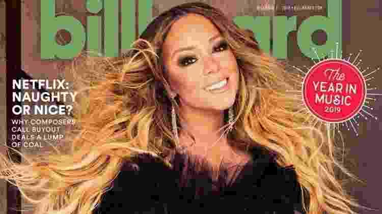 Mariah Carey - Divulgação - Divulgação