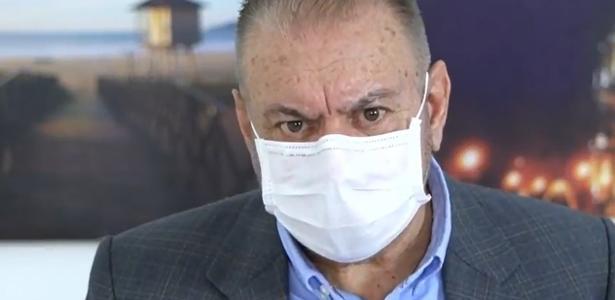 Entenda a aplicação retal de ozônio sugerida por prefeito contra a covid-19 – UOL Notícias