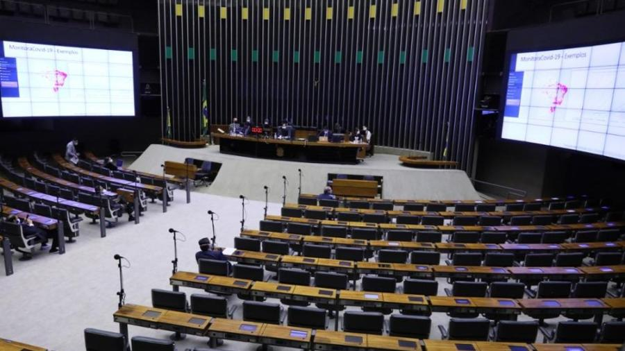 Governo pede a líderes da Câmara prioridade à renegociação de dívida dos Estados - Najara Araújo/Câmara dos Deputados