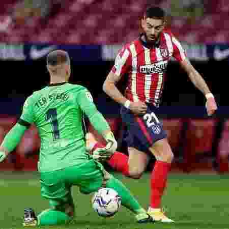 Atlético de Madrid supera o Barcelona pelo Campeonato Espanhol - GettyImages
