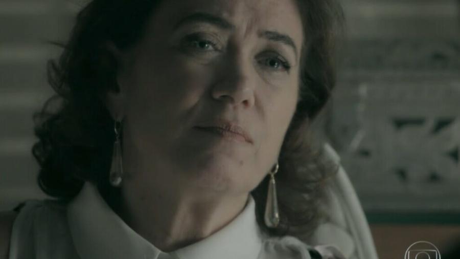Maria Marta (Lília Cabral) em Império (Reprodução/TV Globo). - Reprodução / Internet