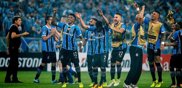 Grêmio pode chegar a 100 gols na temporada neste domingo. Dois meses mais cedo que em 2016