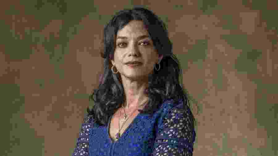 Missade (Ana Cecilia Costa) em Órfãos da Terra  - Missade (Ana Cecilia Costa) em Órfãos da Terra