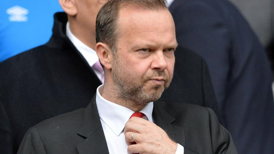 Ed Woodward, presidente do Manchester United - Peter Powell/Reuters