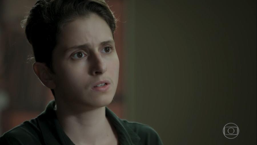 Ivan (Carol Duarte) em A Força do Querer (Reprodução/TV Globo). - Reprodução / Internet