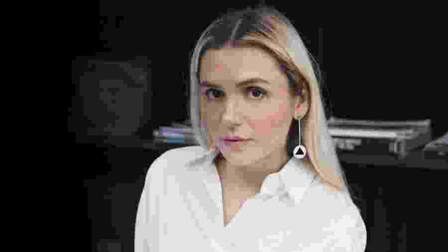 Monica Iozzi estará em seriado sobre uma quadrilha de assaltantes - Divulgação/Globo
