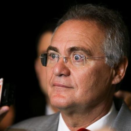 Senador Renan Calheiros - Senador Renan Calheiros