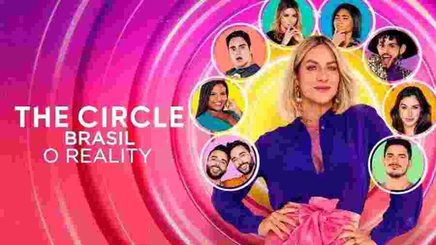 """Um dos mais recentes lançamentos da Netflix no país foi o reality """"The Circle Brasil"""" - Reprodução / Internet"""