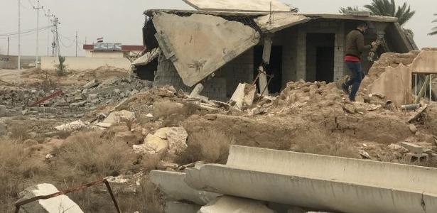Atentado suicida deixa mais de 30 mortos em Bagdá - 21/01/2021 - UOL  Notícias