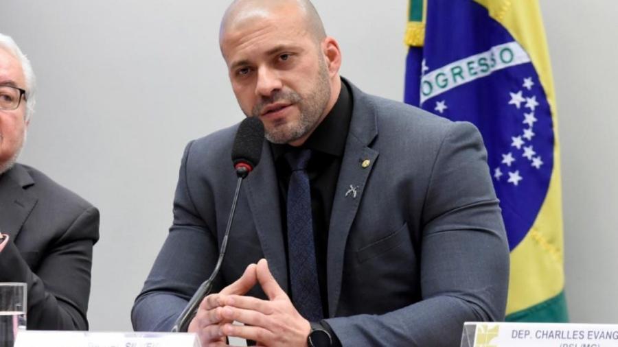 Moraes autoriza Silveira a participar de reuniões do Conselho de Ética -                                 Reila Maria/Câmara dos DeputadosReila Maria/Câmara dos Deputados
