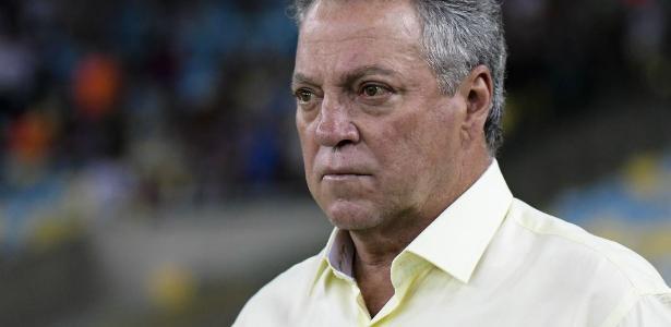 Abel falou sobre o clássico diante do Flamengo  - Thiago Ribeiro/Agif/Estadão Conteúdo