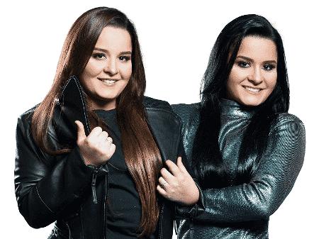 As irmãs Maiara e Maraísa (FOTO: Reprodução)