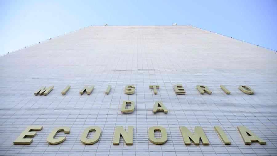 Fachada do Ministério da economia na Esplanada dos Ministérios  -  Marcello Casal Jr/ Agência Brasil