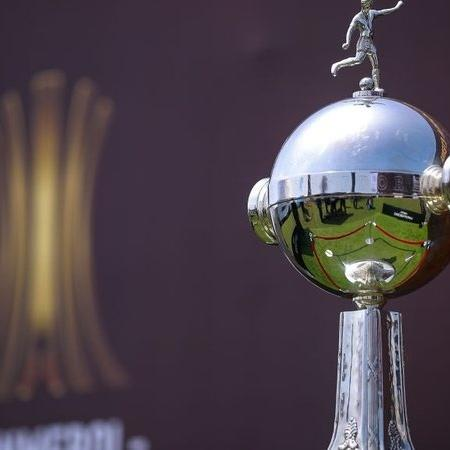 Troféu da Libertadores - GettyImages